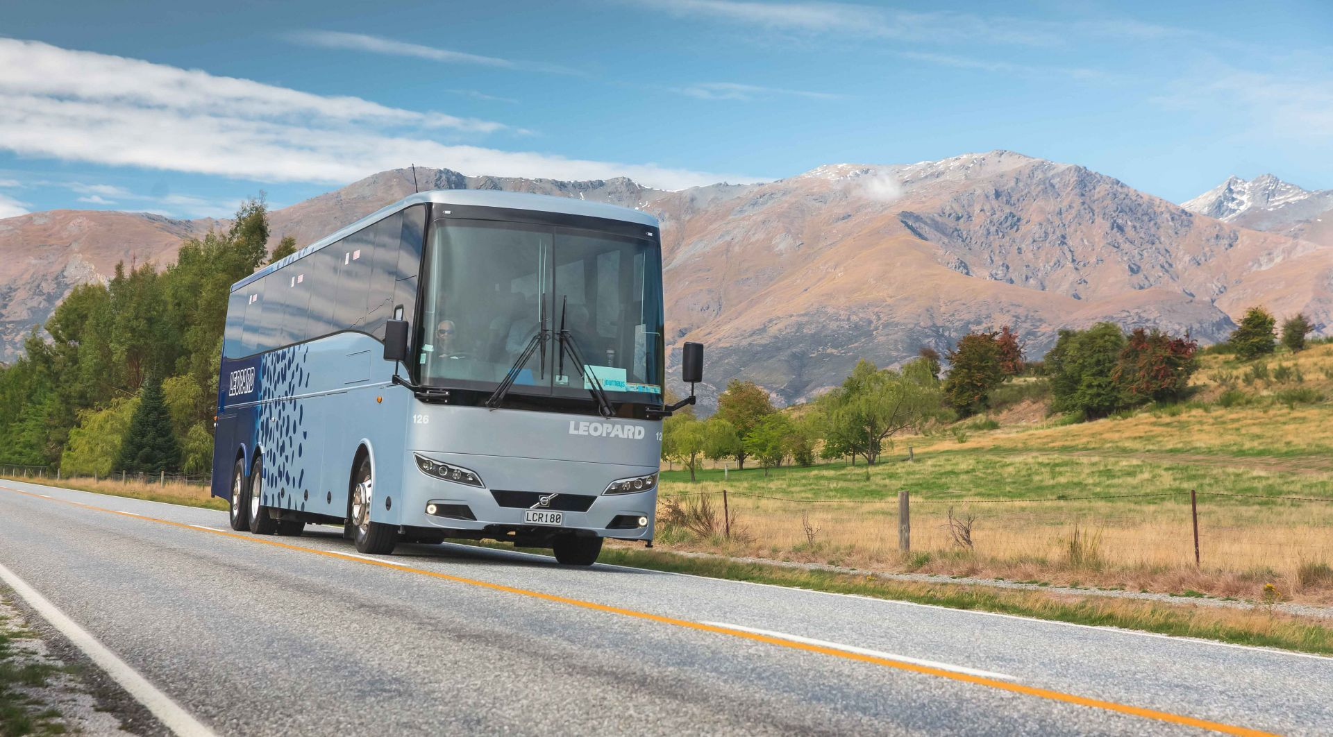Inspired New Zealand Tours Leopard Coachlines