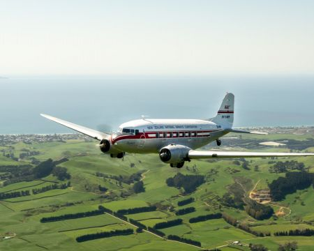 DC3 Vintage Air Safari